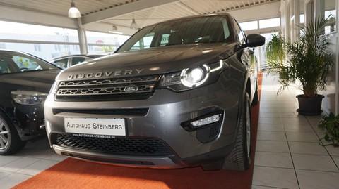 Land Rover Discovery Sport AWD AUTOMATIK K