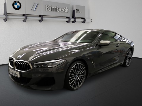 BMW 850 xDrive Coupé Sitzbelüftung IntegralLenkung