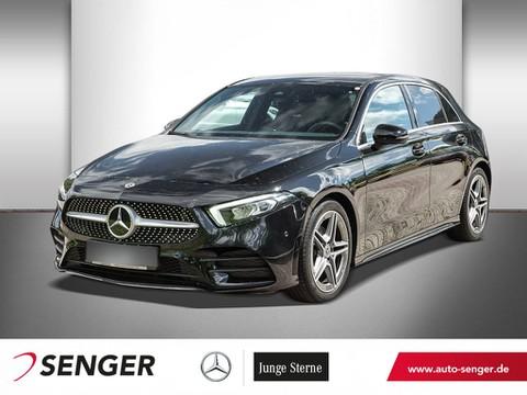 Mercedes-Benz A 180 KOMPAKTLIM AMG-LINE TOUCHPAD