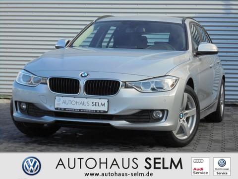 BMW 318 d Naxi