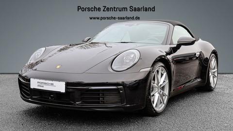 Porsche 992 Carrera 4 Cabrio