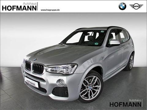 BMW X3 xDrive20d M Sportpaket Panodach