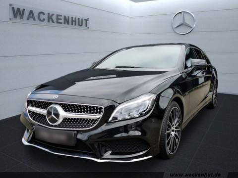 Mercedes-Benz CLS 350 Shooting Brake d 4Mat Final Edition AMG
