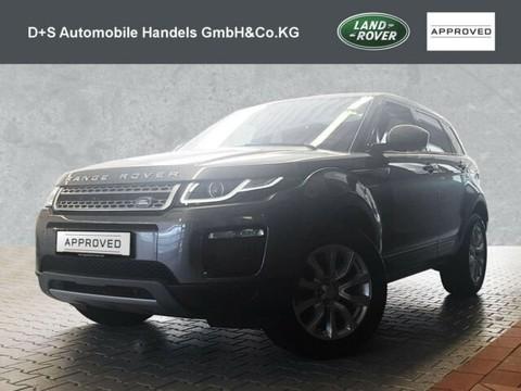 Land Rover Range Rover Evoque TD4 SE