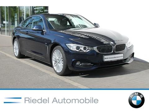 BMW 430 d xDrive Coupe Luxury Line Luxury Line Prof