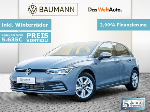 Volkswagen Golf 2.0 TDI VIII Life