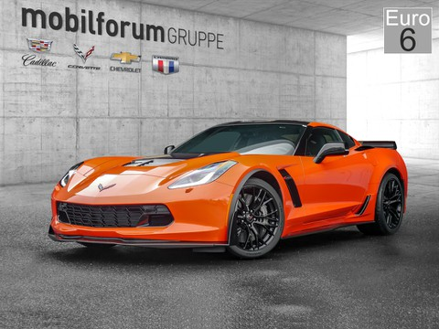 Corvette Z06 2.9 V8 FINAL EDITION W-LAN EFF
