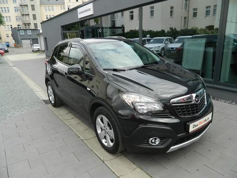 Opel Mokka 1.7 Edition vorn hinten 230Volt Dose Lenkradheizbar Qickheat