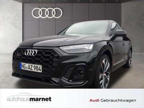 Audi SQ5 Sportback TDI Audi plus Feinnappa