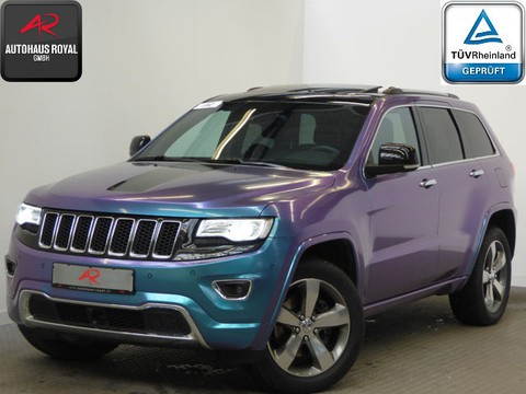 Jeep Grand Cherokee 3.0 CRD OVERLAND FLIP-FLOP-LACK