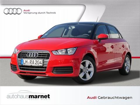 Audi A1 1.0 TFSI Sportback ultra Verfügbarkeit 07 06 18