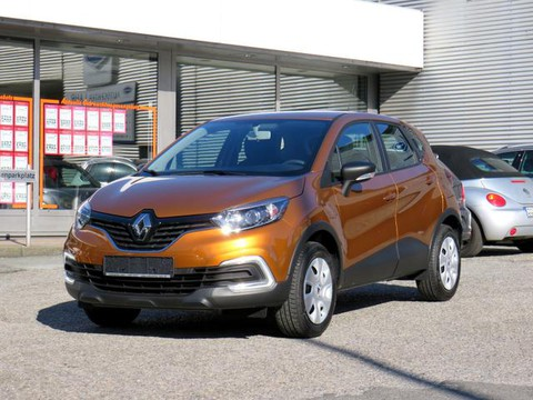 Renault Captur 0.9 Life TCeheizung Te