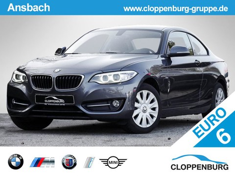 BMW 218 i Coupé Sport