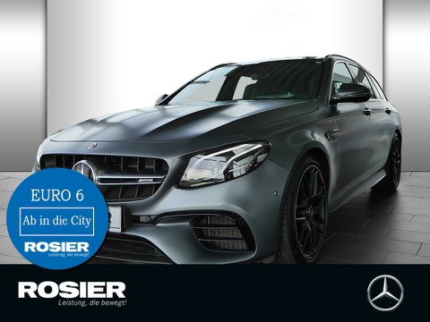 Mercedes-Benz E 63 AMG undefined