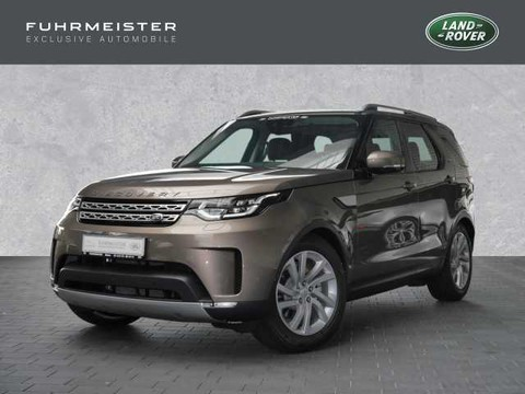 Land Rover Discovery TD6 HSE     el  