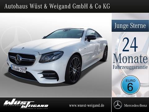 Mercedes AMG E 53 Coupé