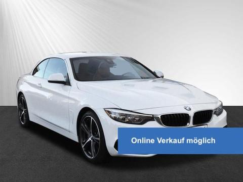 BMW 440 i Cabrio Sport Line H&K 19