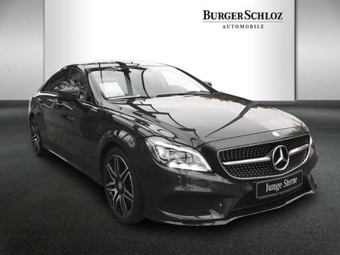 Mercedes-Benz CLS 500 Coupé AMG Burmester Night