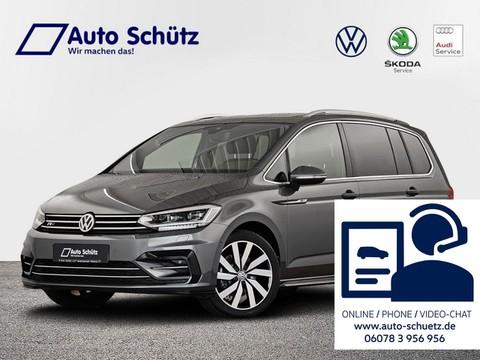 Volkswagen Touran 2.0 TDI Highline Van