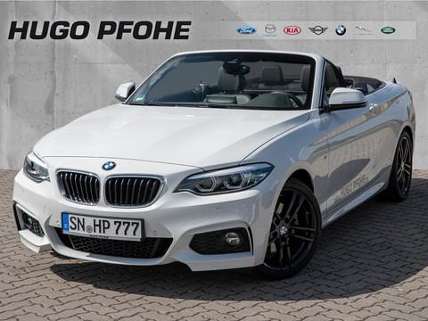 BMW 220 i Cabrio
