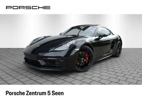 Porsche 718 4.0 Cayman GTS