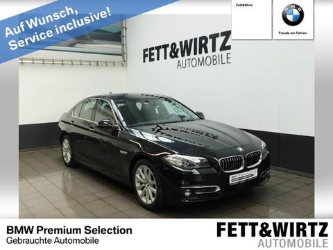 BMW 530 d Luxury Line Komfortsitze eGSD