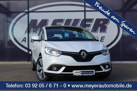 Renault Grand Scenic 1.2 TCe Energy Intens Massage