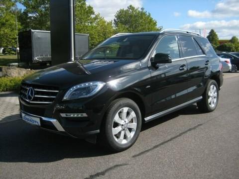 Mercedes ML 350 Spur