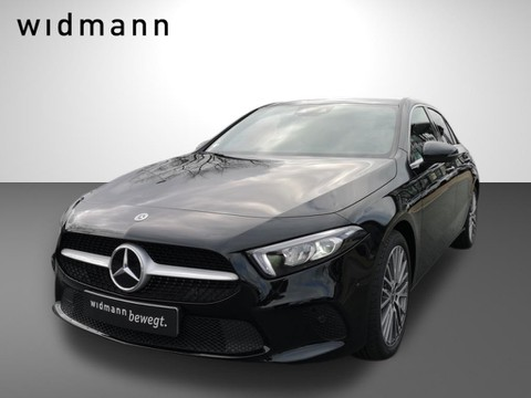 Mercedes-Benz A 200 d Kompaktlimo Business-P 18 LMR Tem