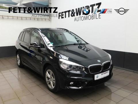BMW 218 Gran Tourer Sport Line 17