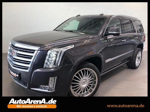 Cadillac Escalade 6.2 V8 Platinum Fond-Entertainment