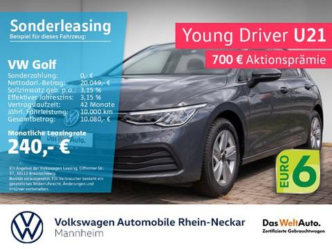 Volkswagen Golf 1.5 TSI VIII 8 Life Front