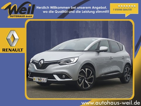 Renault Scenic Edition BLUE dCi 120