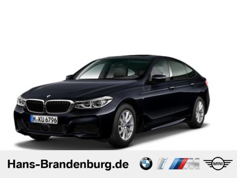 BMW 640 Gran Turismo i xDrive El Fondsitzverst