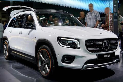 Mercedes-Benz GLB 200 Standard