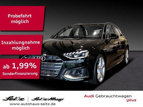 Audi A4 Avant 40 TDI qu advanced