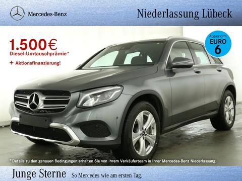 Mercedes GLC 220 d Exclusive