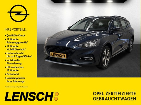 Ford Focus 1.0 l Active Mildhybrid Play