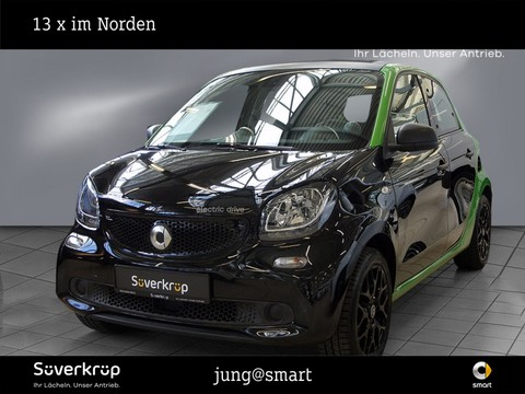 smart ForFour electric drive 16
