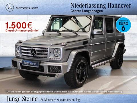 Mercedes G 500 L