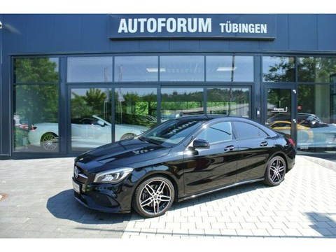 Mercedes CLA 250 Coupe AMG LINE NIGHT PAKET