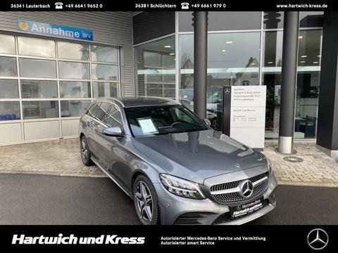 Mercedes-Benz C 220 d AMG °°°°