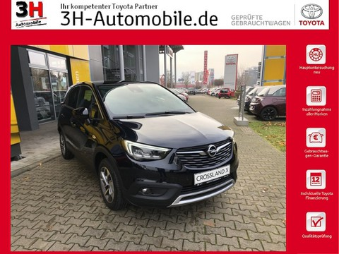 Opel Crossland X 1.2 120 Jahre 110PS