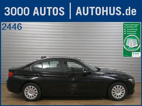 BMW 316 d Efficient Dynamics