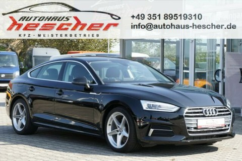 Audi A5 2.0 TFSI Sportback WEBASTO