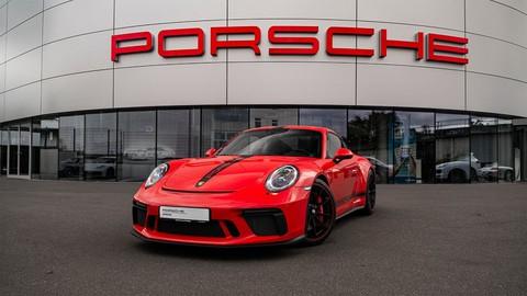 Porsche 991 GT3 Coupe LIFT
