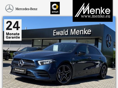 Mercedes-Benz A 35 AMG undefined