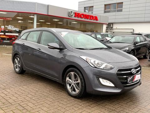 Hyundai i30 1.6 CRDi blue Kombi Trend