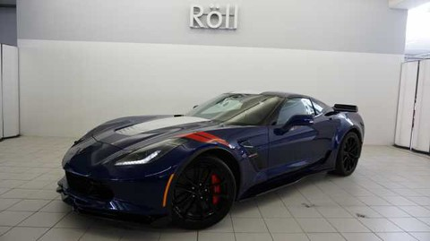 Corvette C7 6.2 Grand Sport V8 Z07-Package