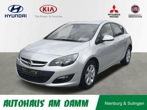 Opel Astra J Lim AUTOMATIK